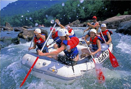 New River Gorge offers scenic outdoor challenges