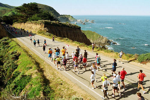 Road-racing trips: Why not build a vacation around your competitive spirit?