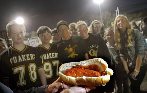 Friday Night Bites: Ideas for stepping up your game … at the concession stand