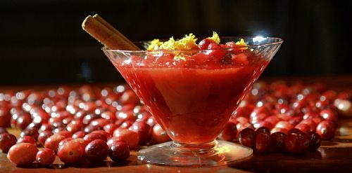 Holiday sweets: Cranberries