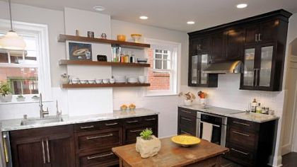 Cooking up a new kitchen