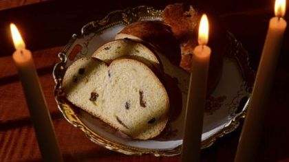 An Easter bread tradition is resurrected in a new church