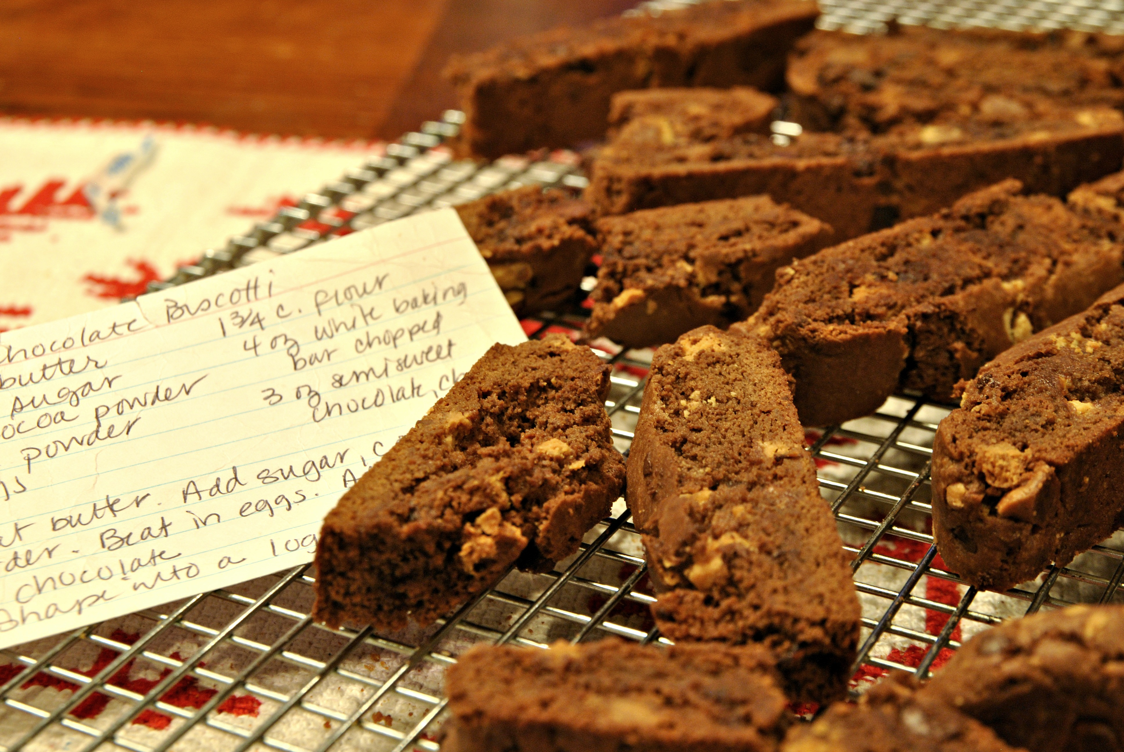 Biscotti: A friend's tradition kept alive