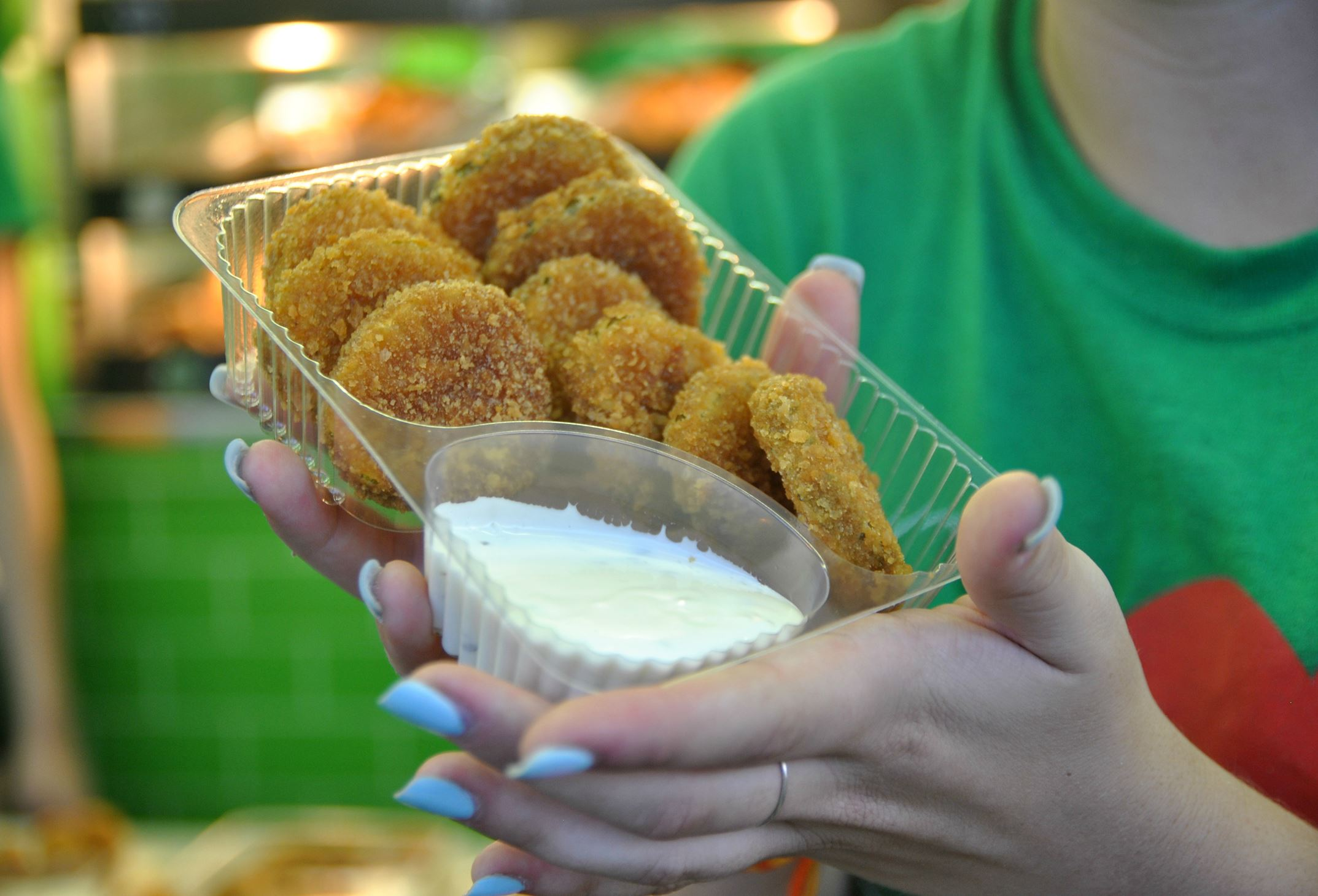 The huge Minnesota State Fair is big on decadent food creations