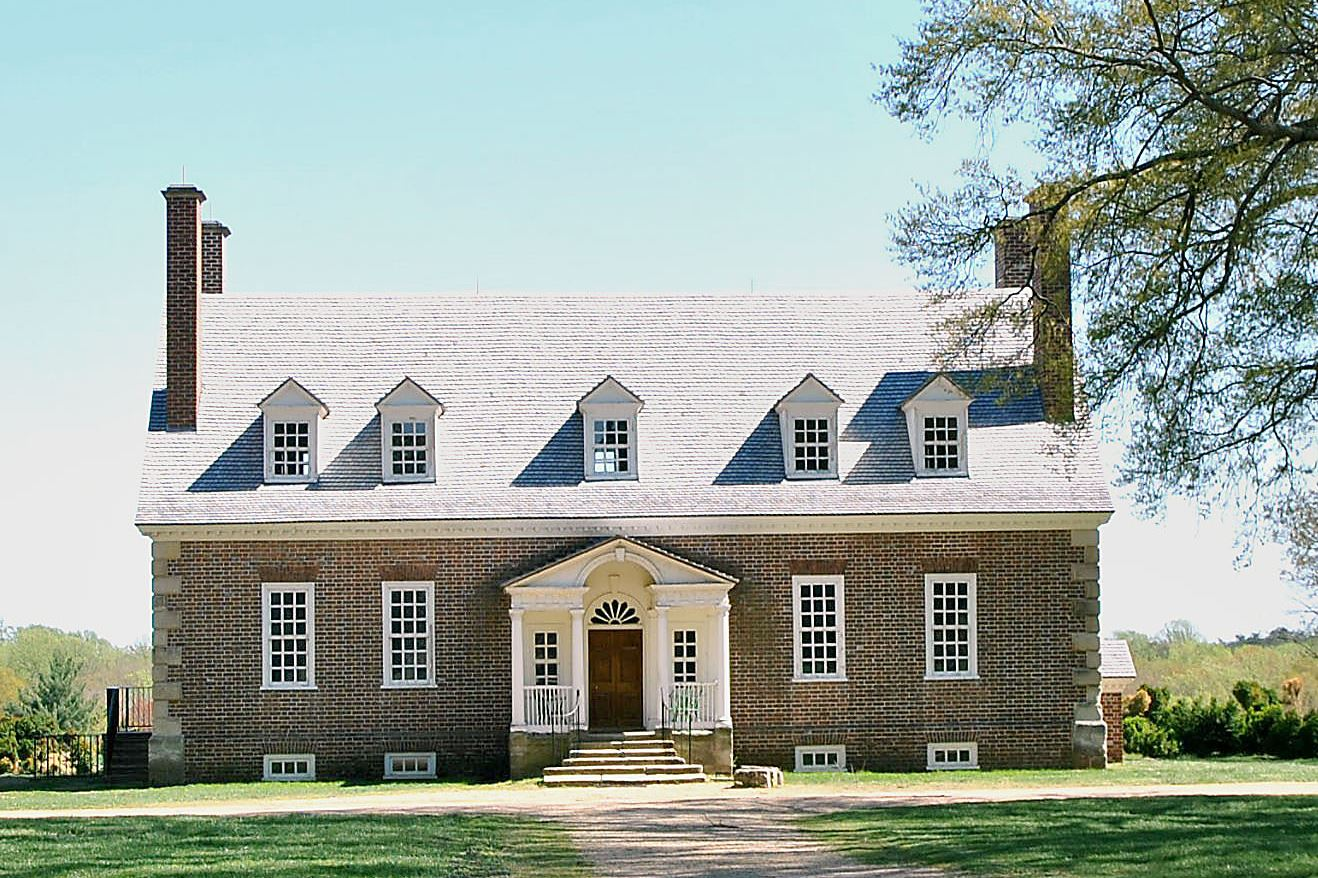 George Mason's Gunston Hall plantation offers a look at 18-century Virginia life