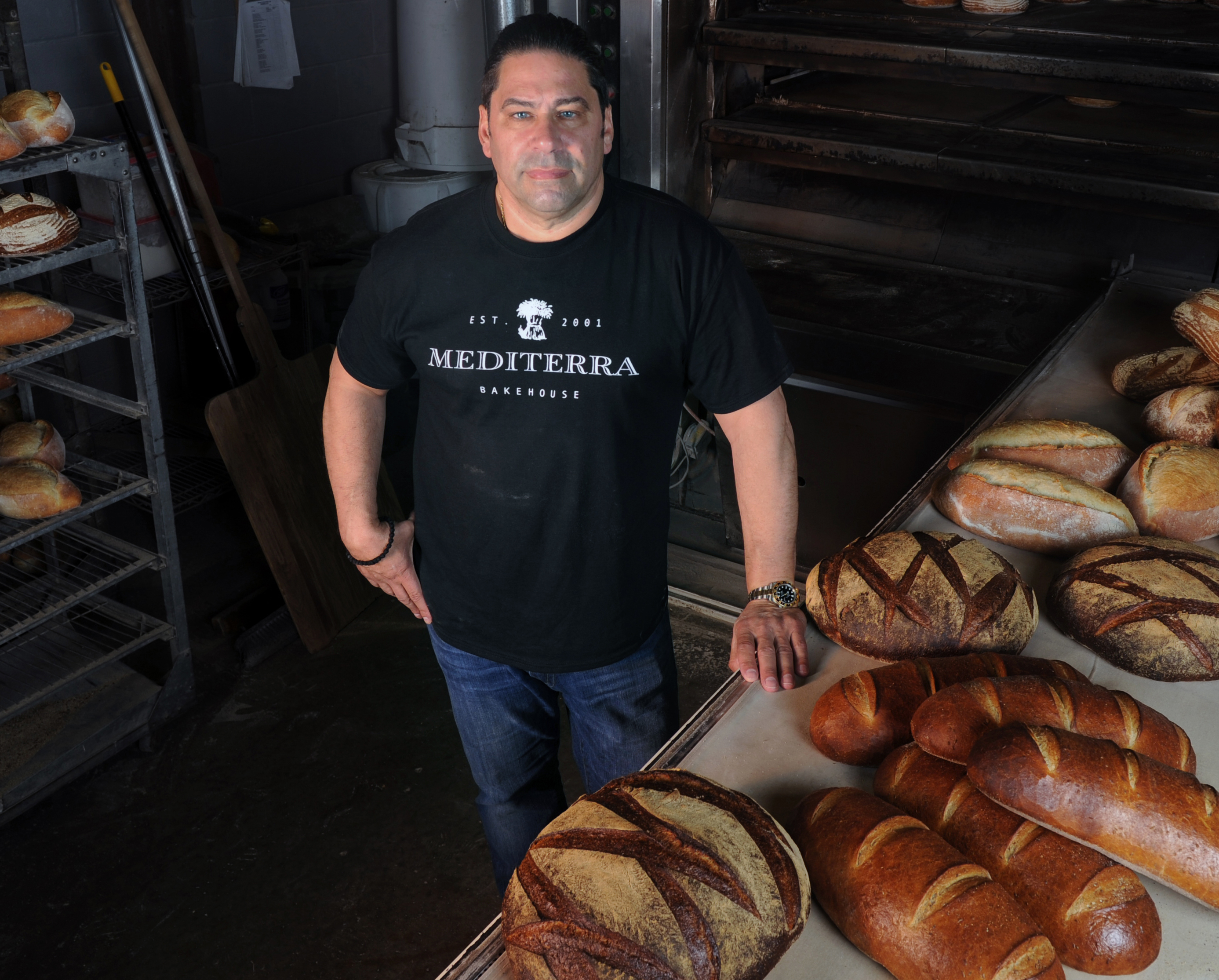 Pittsburgh's meister of artisan bread