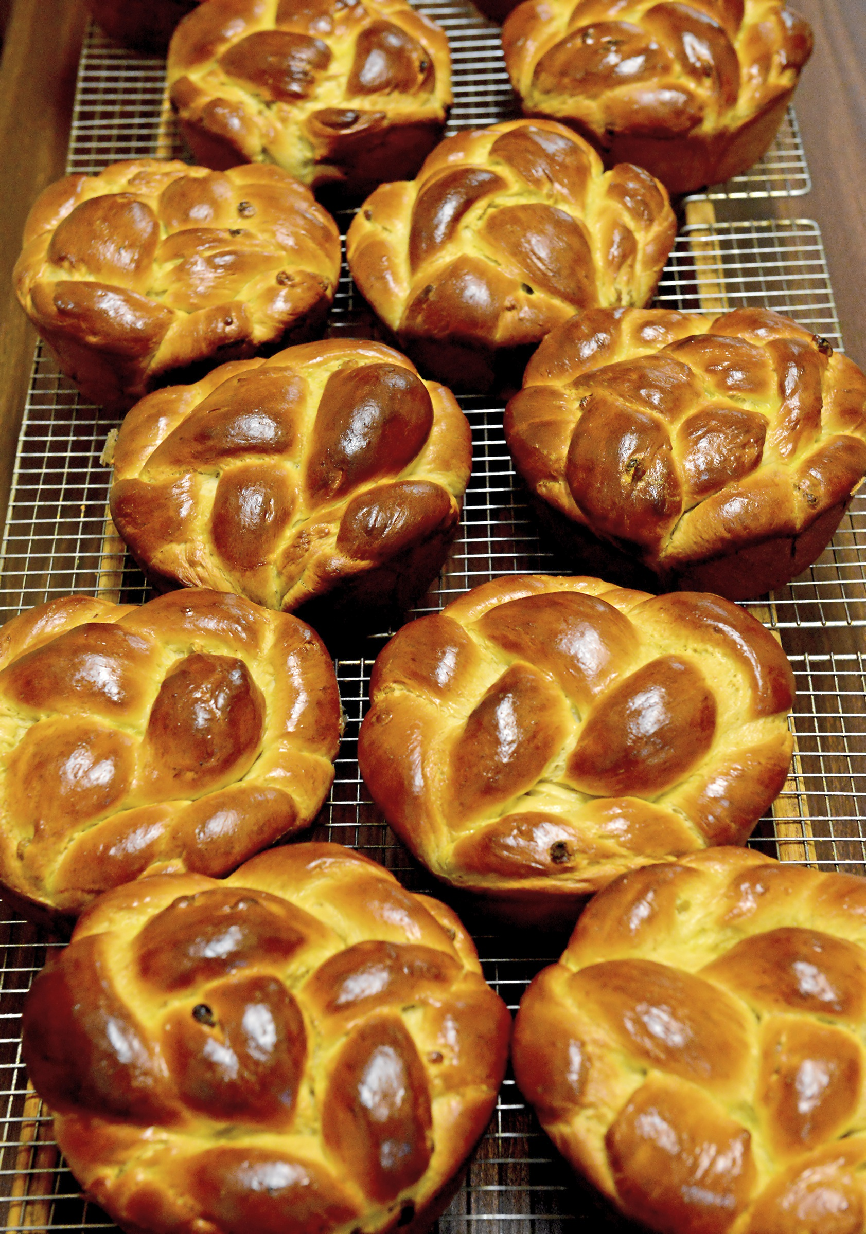 Finding God And Community In A Loaf Of Easter Bread Gretchen Mckay